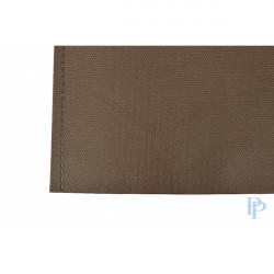 Non Woven Tassen - Taupe - Uitgesneden handvaten - Detail