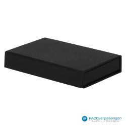Magneetdoos - Zwart Mat...
