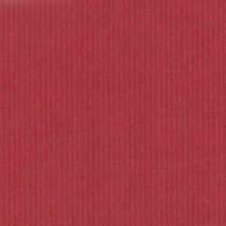 Inpakpapier - Strepen - Bruin en rood kraft (Nr. 99) - Close-up