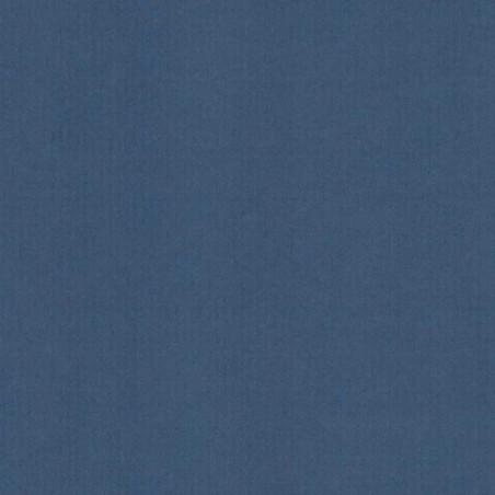 Inpakpapier - Effen - Blauw kraft (Nr. 100)