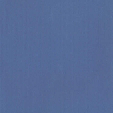 Inpakpapier - Effen - Blauw kraft (Nr. 149)