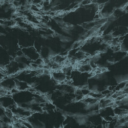 Inpakpapier - Marmer - Zwart (Nr. 707) - Close-up - glossy - marble - black