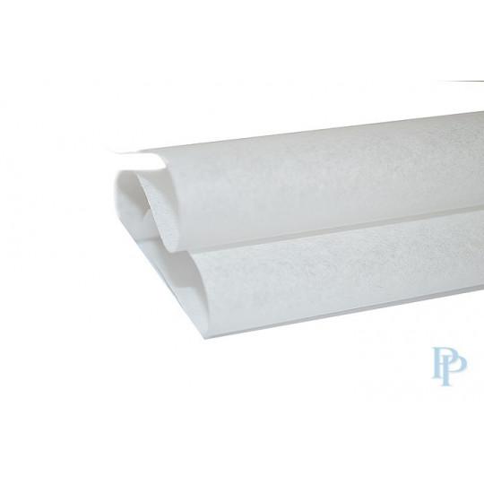 Zijdepapier - Wit grijs