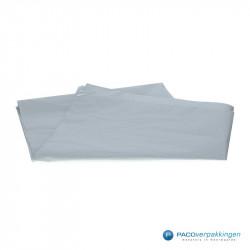 Zijdepapier - Zilver - Vooraanzicht