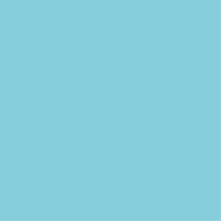 Zijdepapier - Baby Blauw