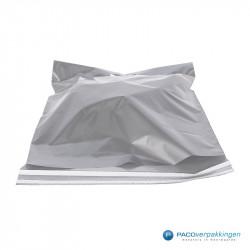 Verzendtassen - Zilver - Vooraanzicht