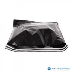 Verzendtassen - Zwart - Vooraanzicht