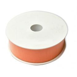 Organza lint - Oranje