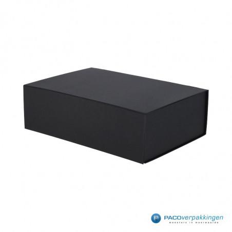 Magneetdoos - Zwart Mat - Premium