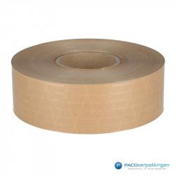 Papier tape - Extra sterk - Bruin - Vooraanzicht