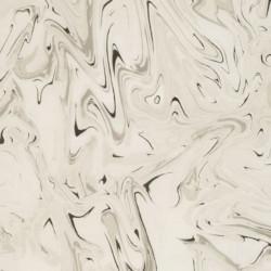 Zijdepapier - Marmer - Zwart op wit