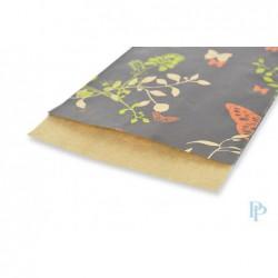 Papieren zakjes - Vlinder - Detail