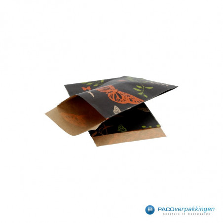 Papieren zakjes - Vlinder (Nr. 105) - Outlet