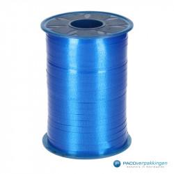 Krullint - Royal blauw (614) - Vooraanzicht