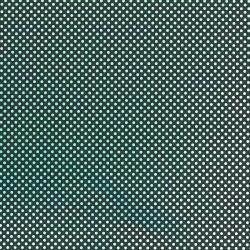 Inpakpapier Feestdagen - Holografische stippen - Zwart met zilver (Nr. ZP931) - Close-up