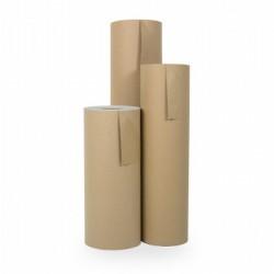 Inpakpapier - Effen - Bruin kraft (Nr. 1500) - Rollen
