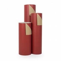 Inpakpapier - Effen - Rood kraft (Nr. 1502) - Rollen