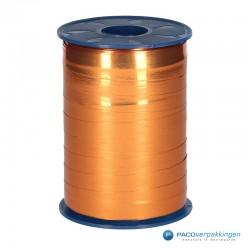 Krullint - Oranje metallic (620) - Vooraanzicht
