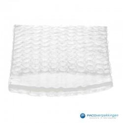 Luchtkussenzak - Transparant (Nr. 521310) - Vooraanzicht