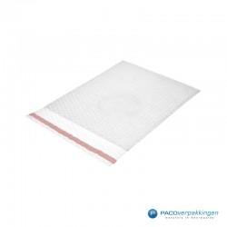 Luchtkussenzak - Transparant (Nr. 521312) - Zijaanzicht voor