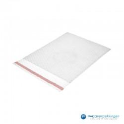 Luchtkussenzak - Transparant (Nr. 521314) - Zijaanzicht voor