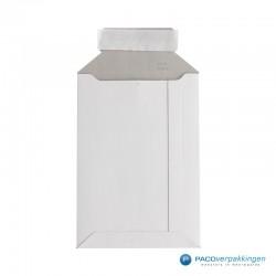 Kartonnen enveloppen A4 - Budget - Wit (Nr. 440177) - Vooraanzicht