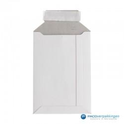 Kartonnen enveloppen - Budget - Wit (Nr. 440158) - Vooraanzicht
