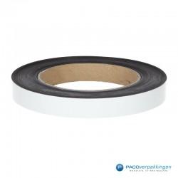 Magneetband - Wit - Vooraanzicht