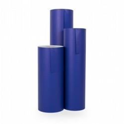 Inpakpapier - Effen - Kobalt blauw (Nr. 1719) - Rollen
