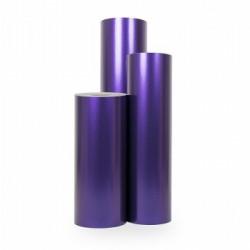 Inpakpapier - Effen - Paars metallic (Nr. 2057) - Rollen