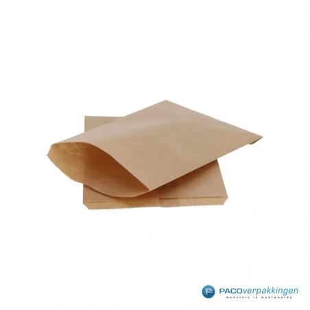 Papieren zakjes - Bruin