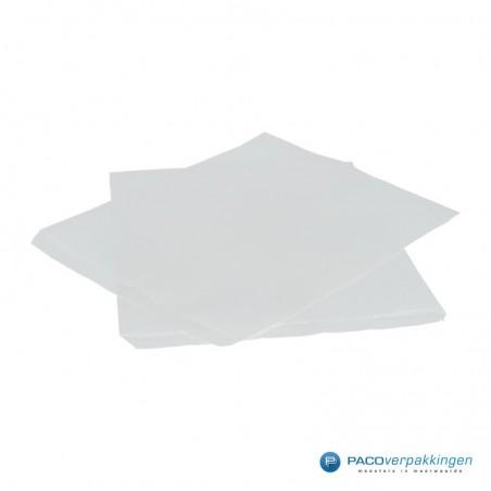 Papieren zakjes - Wit