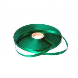 Satijn lint - Groen - Vooraanzicht