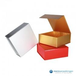 Magneetdoos - Goud Glans - Budget - Toepassingsfoto