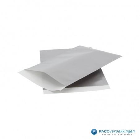 Papieren zakjes - Zilver Glans (Nr. 5024)