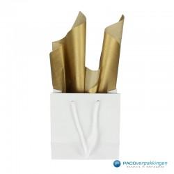 Zijdepapier - Goud - Budget