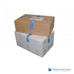 Verzenddozen A4 - Bruin - Enkelgolf - Gebruik