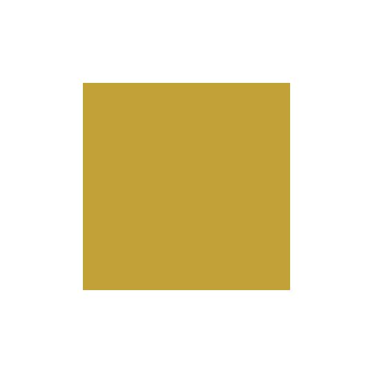 Inpakpapier - Effen - Glossy - Goud (Nr. 5021)