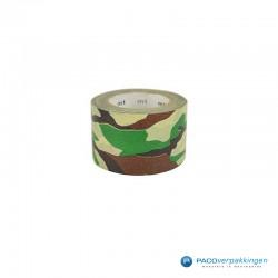 Masking Tape Mt - Camouflage - Vooraanzicht