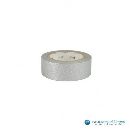 Washi Tape Mt - Silver