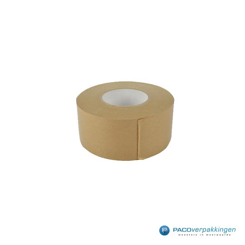Papier tape K60 - Bruin - Vooraanzicht