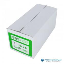 Veiligheidssluiting - 2 Inch - Transparant - Verpakking