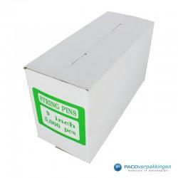 Veiligheidssluiting - 9 Inch - Transparant - Verpakking