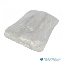 Veiligheidssluiting - 12 Inch - Transparant - Verpakking