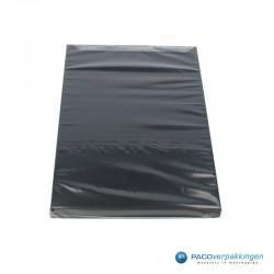Transparante enveloppen - Mailing bag - Verzendzak - Gebruik dicht