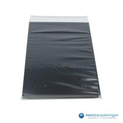 Transparante enveloppen - Mailing bag - Verzendzak - Gebruik open