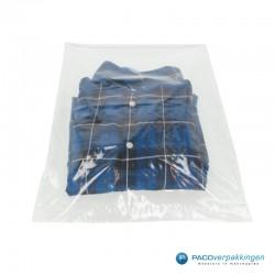 Transparante enveloppen A3 - Mailing bag - Verzendzak - Gebruik open