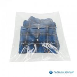 Transparante enveloppen A3 - Mailing bag - Verzendzak - Gebruik dicht