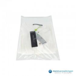 Transparante enveloppen - Mailing bag - Verzendzak - Gebruik 2