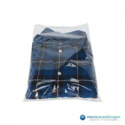 Transparante enveloppen - Mailing bag - Verzendzak - Gebruik